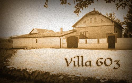 Villa 603 Příbor